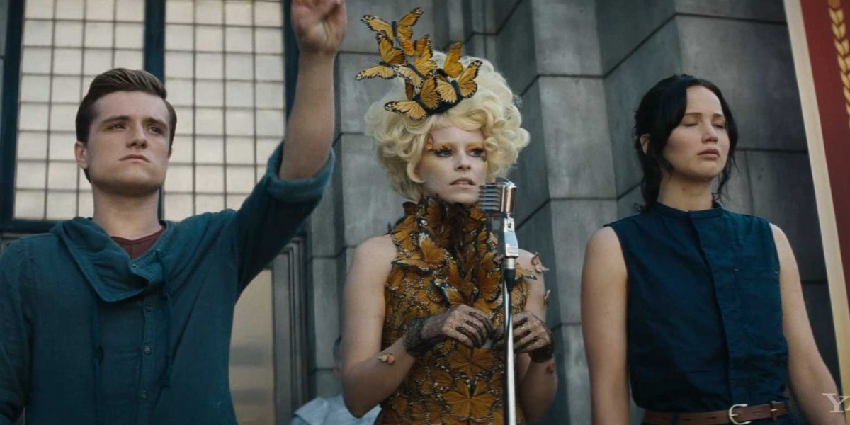 The Hunger Games: Catching Fire review: The odds are in ...